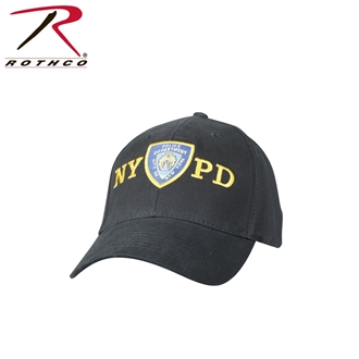 Picture of NYPD Adjustable Cap with Emblem - Officially Licensed by Rothco®