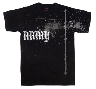 Picture of Vintage Army Helicopter T-Shirts by Rothco®