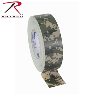 "Picture of Military ACU ""100 Mile an Hour"" Duct Tape by Rothco®"