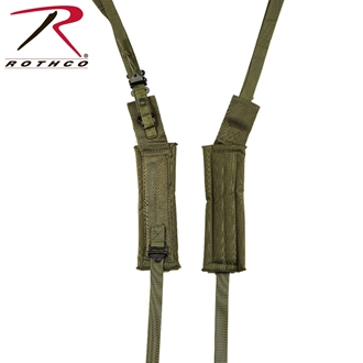 Picture of GI Type Enhanced ALICE Pack Shoulder Straps by Rothco®