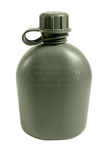 Picture of G.I. 1 Qt. 3 Piece Plastic Canteen