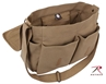 Picture of Vintage Washed Canvas Messenger Bag by Rothco®