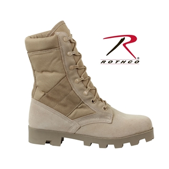 Picture of GI Type Desert Tan Speedlace Jungle Boots by Rothco®