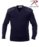 Picture of GI Style Acrylic V-Neck Sweater by Rothco®