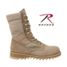 Picture of GI Type Ripple Sole Desert Tan Jungle Boots by Rothco®