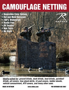 Picture of Military Type Camouflage Netting by Rothco®