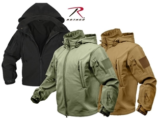 Picture of Special Ops Tactical Softshell Jacket by Rothco®