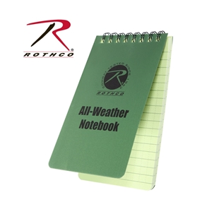 Picture of All Weather Waterproof Notebook by Rothco®