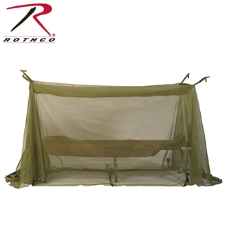 Picture of GI Type Enhanced Field Size Mosquito Net Bar by Rothco®