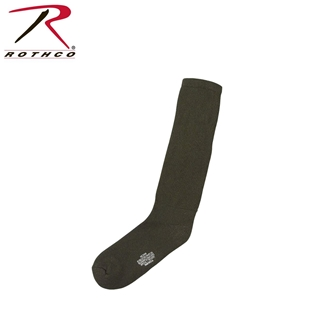 Picture of Irregular Cushion Sole Socks - US Military