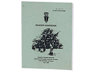 Picture of Manual - Ranger Handbook