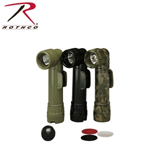 Picture of Genuine GI Anglehead Flashlight
