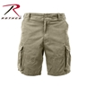 Picture of Vintage Camo & Solid Colour Paratrooper Cargo Shorts by Rothco®