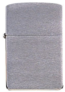 Picture of Brushed Chrome - Windproof Lighter by Zippo®