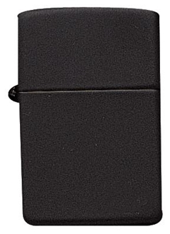 Picture of Black Matte - Windproof Lighter by Zippo®