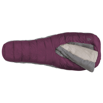 Picture of Prior Season   Backcountry Bed 800F Long Length 3 Season by Sierra Designs