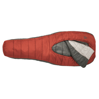 Picture of Prior Season   Backcountry Bed Synthetic Long Length 1.5 Season