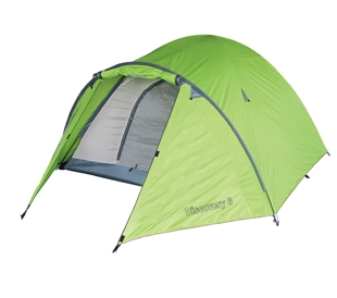 Picture of Discovery 6 - 6 Person Family Tent with Fiberglass Poles by Hotcore®