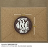 "Picture of Bro Fist PVC Patch 2.4"" x 2.4"" by Maxpedition®"