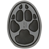 """Picture of Dog Track 2 Inch PVC Patch 1.4"""" x 2.0"""" by Maxpedition®"""