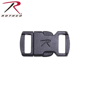 Picture of 3/8 Inch FLAT Side Release Buckles - Various Colours - Rothco