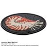 """Picture of Nautilus PVC Patch 3.1"""" x 2.4"""" by Maxpedition®"""