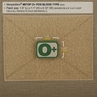 """Picture of O+ (Positive) Blood Type Patch  1.5"""" x 1.125"""""""