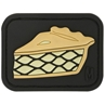 "Picture of Pie PVC Patch 2"" x 1.5"" by Maxpedition®"