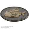 "Picture of Piranha Bones PVC Patch 3"" x 2.5"" by Maxpedition®"