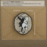 """Picture of Samurai PVC Patch 2.6"""" x 3"""" by Maxpedition®"""