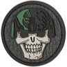 """Picture of Soldier Skull PVC Patch 2"""" x 2"""" by Maxpedition®"""
