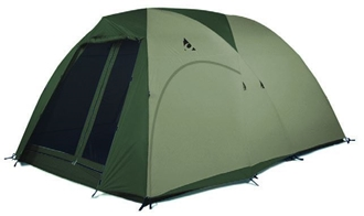 Picture of Twin Peaks Guide 4 Family Tent with Aluminum Poles by Chinook®