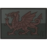 """Picture of Welsh Flag PVC Patch 3"""" x 2"""" by Maxpedition®"""