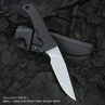 Picture of Small Long Clip Point Fixed Blade Knife (Plain Edge)
