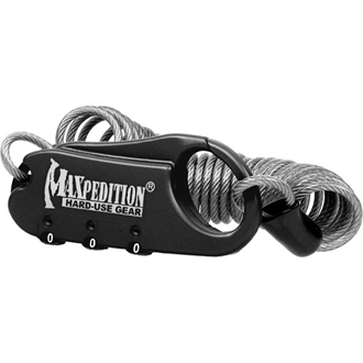 Picture of Steel Cable Lock by Maxpedition