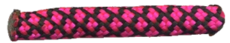 Picture of Neon Pink Diamonds - 50 Ft - 550 LB Paracord