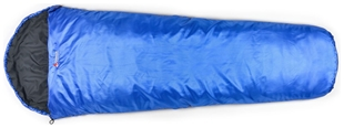 Picture of Thermopalm Mummy 32F / 0C Sleeping Bag by Chinook®