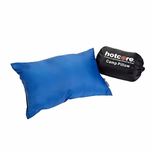 Picture of Camp Pillow Blue with Stuff Bag by Hotcore®