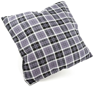 Picture of Flannel Pillow - Square by TrailSide®