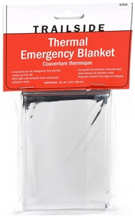 Picture of Thermal Emergency Blanket by TrailSide