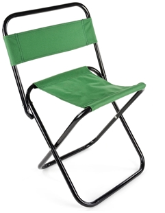 Picture of Folding Steel Frame Chair by Trailside®