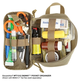 Picture of 8x4 SKINNY Pocket Organizer by Maxpedition