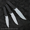 Picture of Medium Long Clip Point Fixed Blade Knife (Plain Edge)