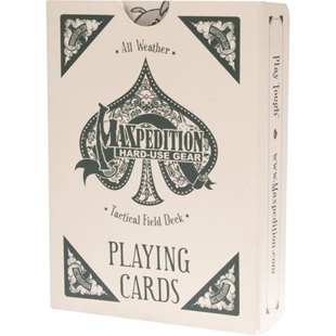 Picture of Tactical Field Deck All Weather Playing Cards