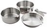 Picture of Plateau Stainless Steel Cookset by Chinook®