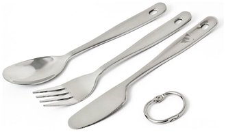 Picture of Treeline Camping Cutlery Set by Chinook®