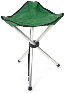 Picture of Tripod Aluminum Folding Stool by TrailSide