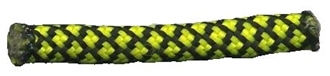 Picture of Neon Yellow Diamonds - 50 Ft - 550 LB Paracord