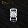 Picture of 3/8 Inch Side Release Buckles - Clear - Sacoora