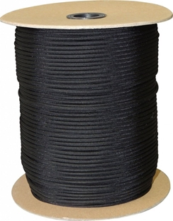 Picture of Black - 1,000 Foot - Paracord by Econocord